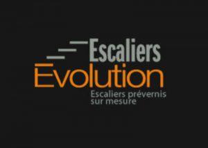 Escaliers Évolution Escaliers prévernis sur mesure
