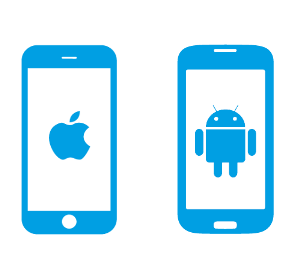 Application mobile android et iOS