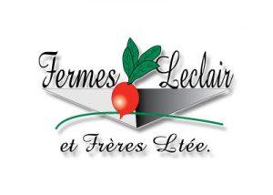 Les Fermes Leclair et frères Ltée.
